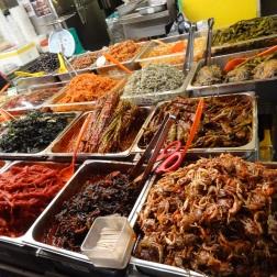 still more kimchi.